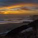 Bonny Doon Beach Sunset