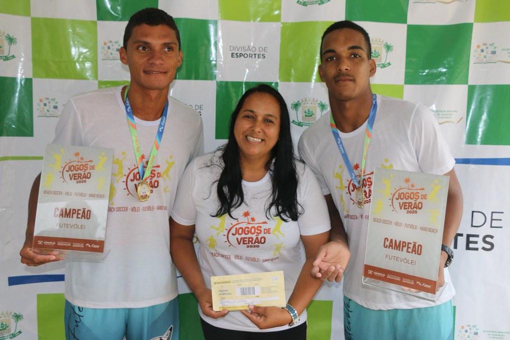 Premiação dos Jogos de Verão 2020 de Caravelas (11)