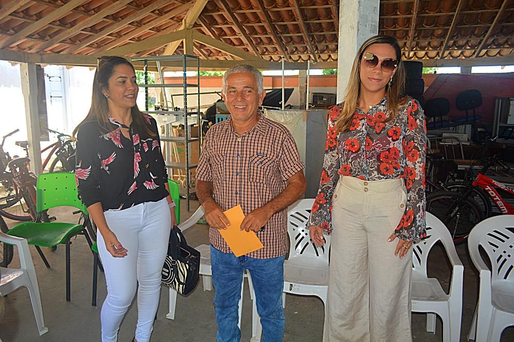Posse da nova secretária de desenvolvimento social do Prado (3)