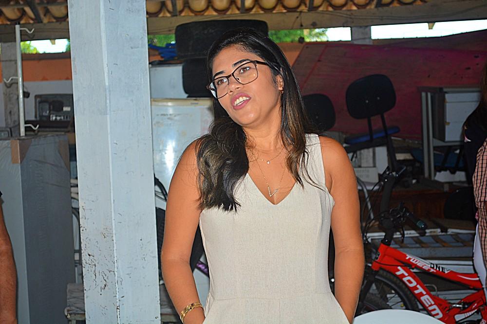 Andressa Bueno (Secretária de Administração de Prado)