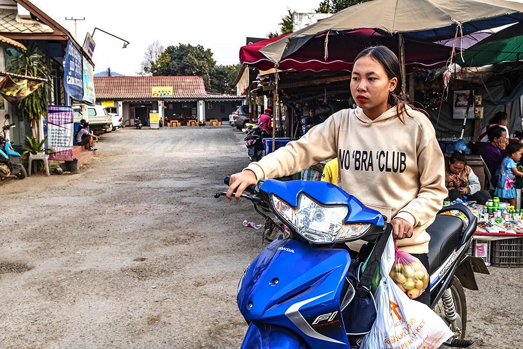 NO BRA CLUB--Luang Prabang