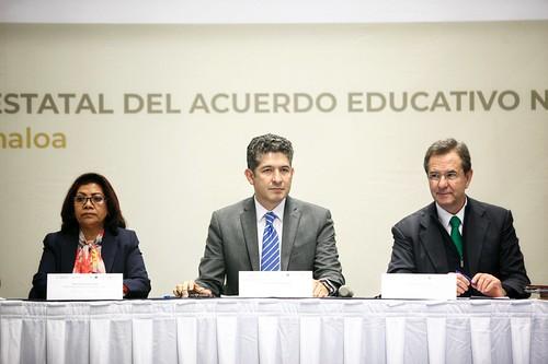 """27 Ene 2020 . Secretaría de Educación . Primer Foro Regional """"Armonización Legislativa Estatal del Acuerdo Educativo Nacional""""."""