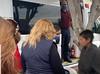 Rescata Salud Sonora a embarazada en situación de calle # Hermosillo, Sonora, enero 17 de 2020.- Al recibir el reporte de una persona embarazada, en situación de calle, en las inmediaciones del Gimnasio Ana Gabriela Guevara, la Secretaría de Salud realizó