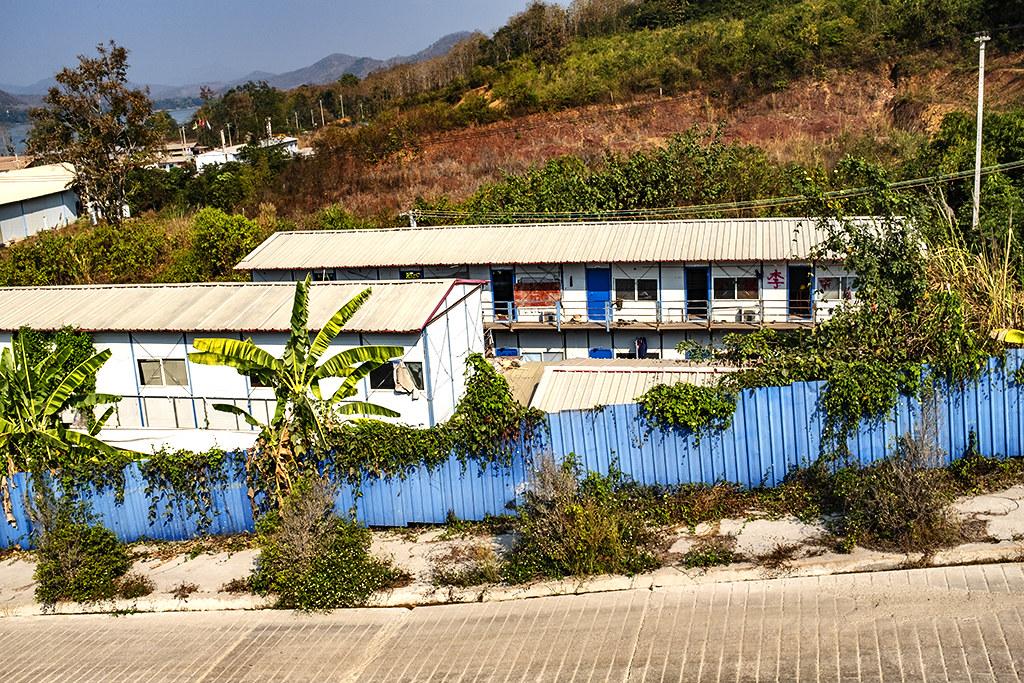 Chinese worker dormitory--Pha O
