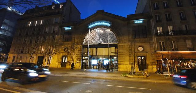 255 Paris Janvier 2020 - le Pavillon de l'Arsenal