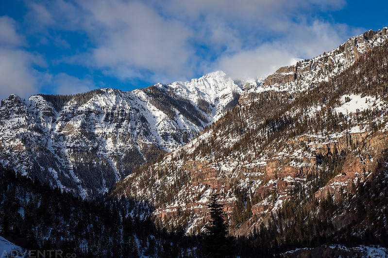 Ouray Morning