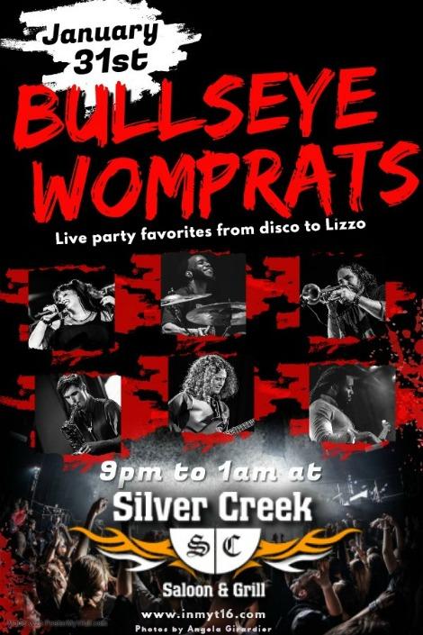 Bullseye Womprats 1-31-20