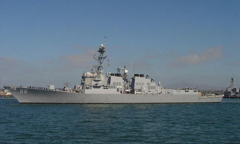 USS Preeble DDG 88 9