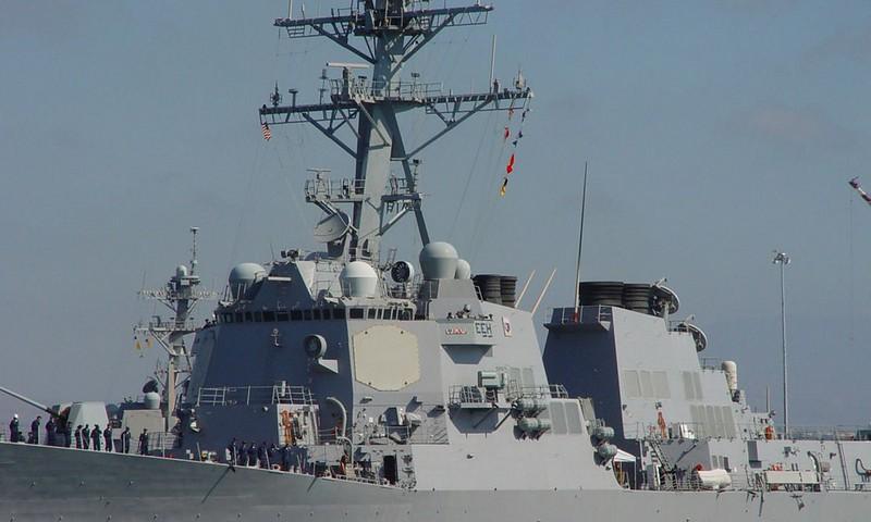 USS Preeble DDG 88 5