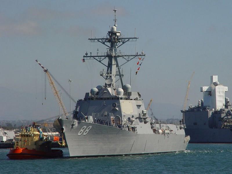 USS Preeble DDG 88 3