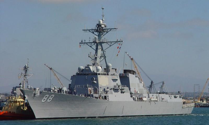 USS Preeble DDG 88 4