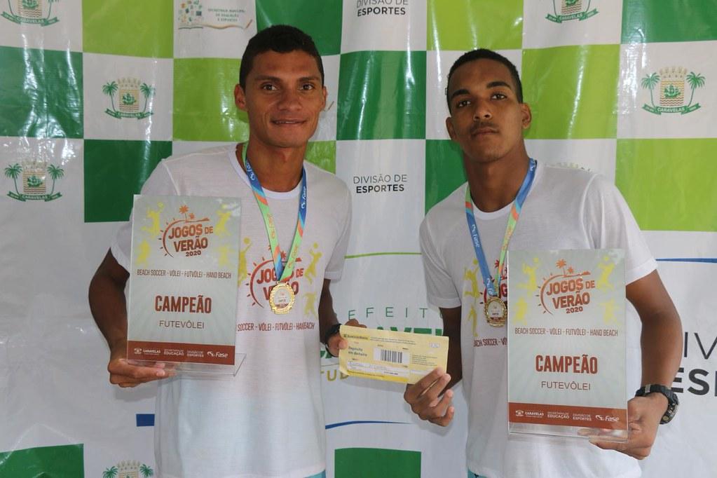 Premiação dos Jogos de Verão 2020 de Caravelas (12)