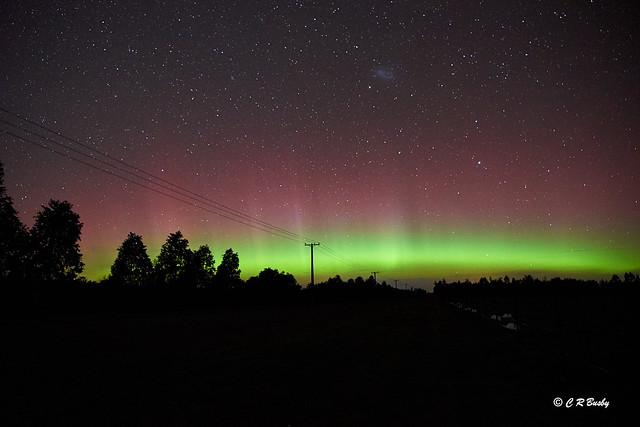My first Aurora Australis