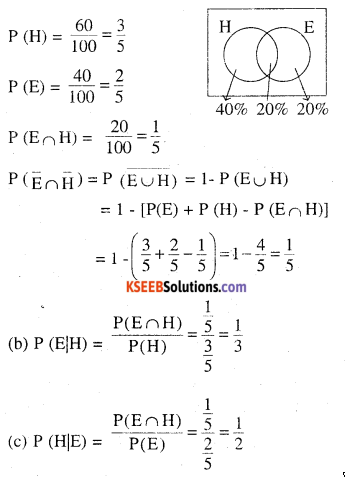 2nd PUC Maths Question Bank Chapter 13 Probability Ex 13.2 15