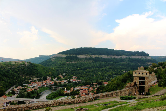 Garga Bair over Veliko Tarnovo / Гарга баир над Велико Търново