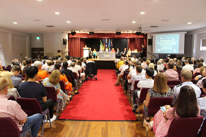 2020 Australia Day Citizenship Ceremony
