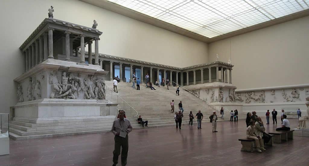 Pergamonmuseum | Mooistestedentrips.nl