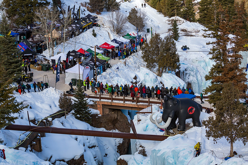 Ouray Ice Festival 2020