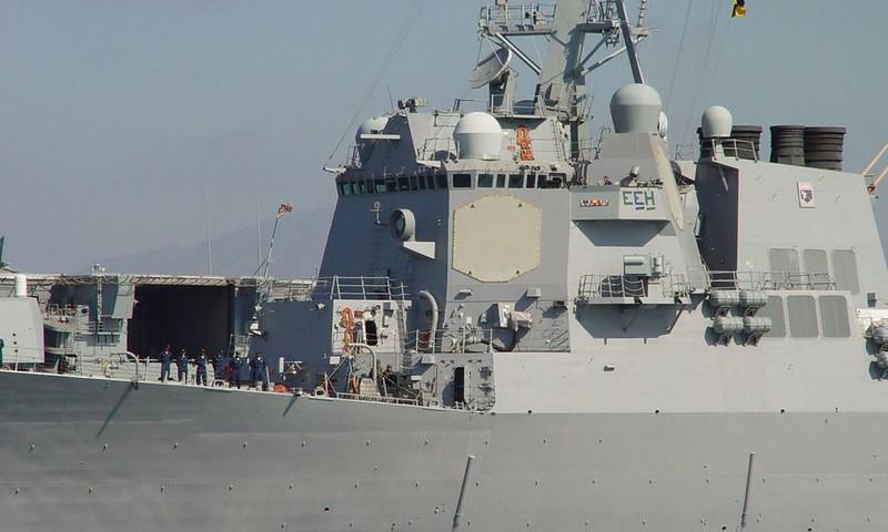USS Preeble DDG 88 8