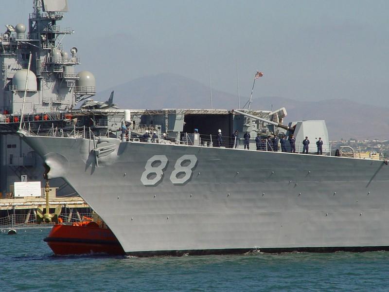 USS Preeble DDG 88 7