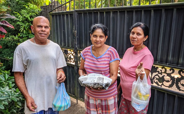 Special Food for Neighbours