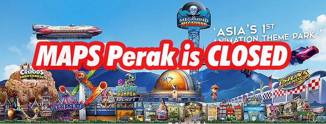 maps perak is closed