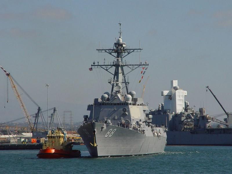 USS Preeble DDG 88 2
