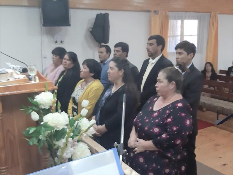 Ceremonia de Miembros Probando y en Plena Comunión
