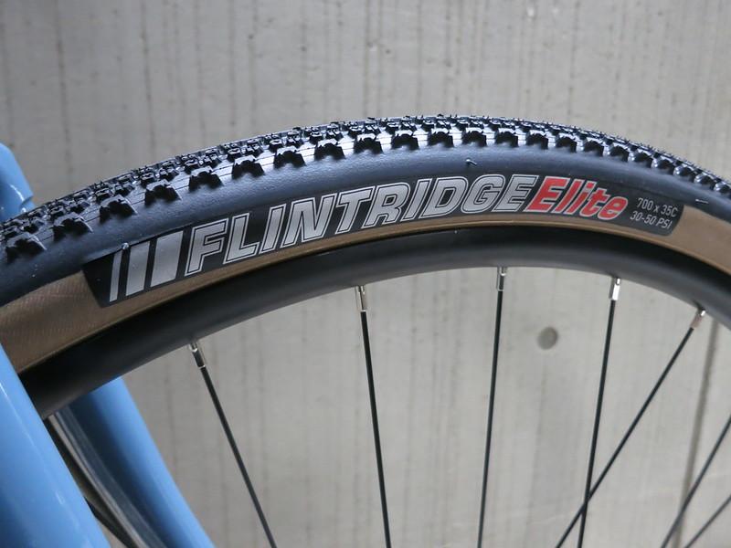 Masi Catalina Flat Tire