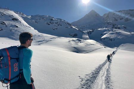 Vybavení na skialpinismus v Harfasportu