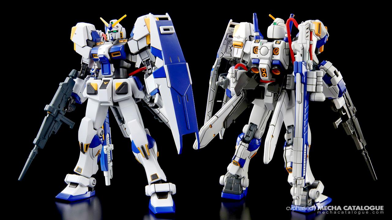 One More to Go! HGUC Gundam Unit 4