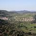 Panorama di Bessude - Dal Monte S.Antonio di Siligo