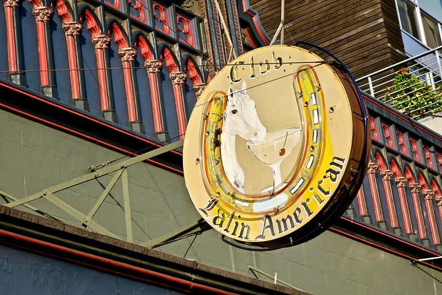 Latin American Club, San Francisco, CA