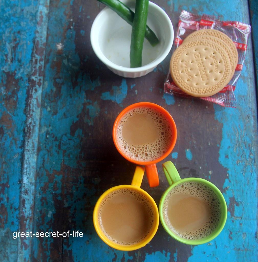 Adrak hari mirch chai recipe- Green Chili Tea recipe -  Learn how to make this ginger green chilli tea