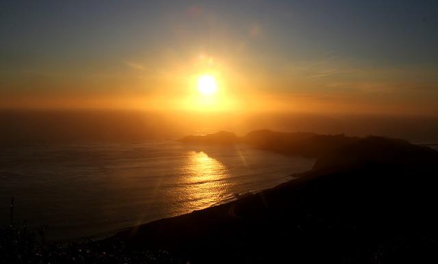 Boint Bonita Sunset