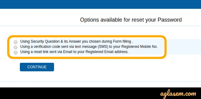 How to Retrieve UPSEE 2020 Password
