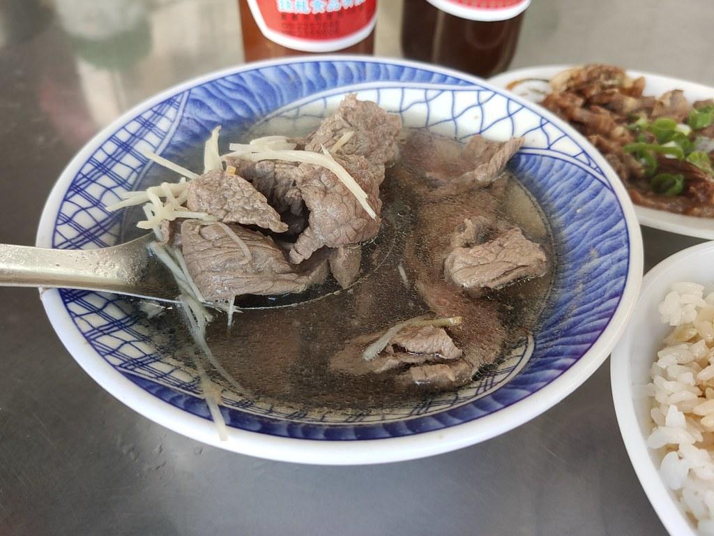 北港輝煌牛肉湯 (12)