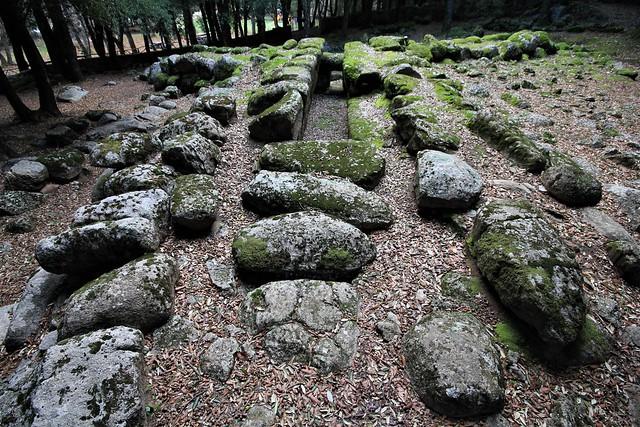 Tomba di Giganti Selene II, Lanusei