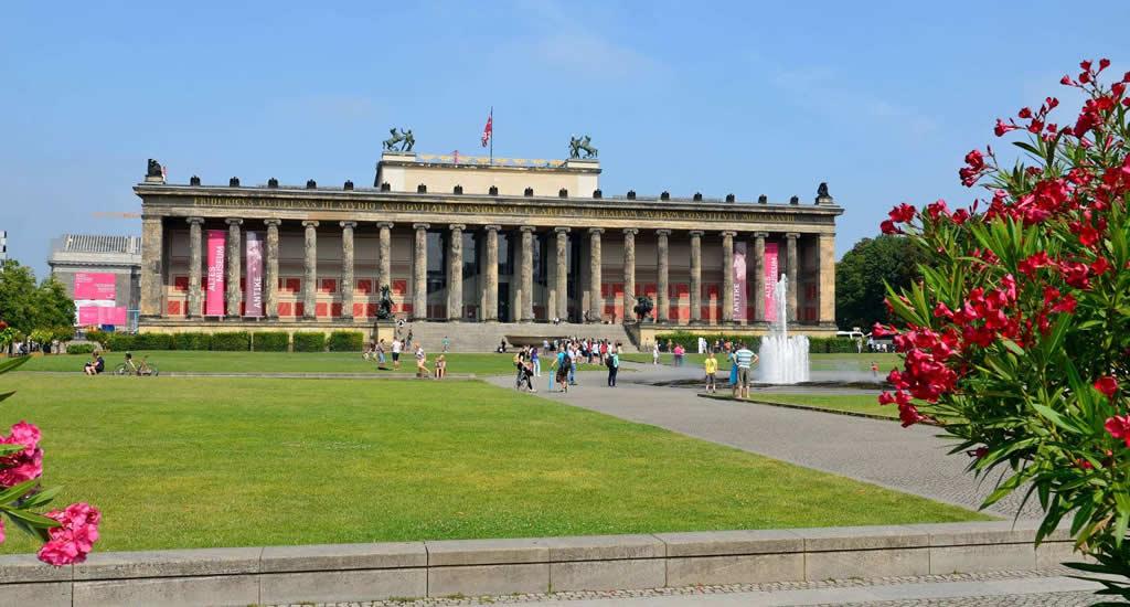 Bezienswaardigheden Berlijn: Altes Museum | Mooistestedentrips.nl