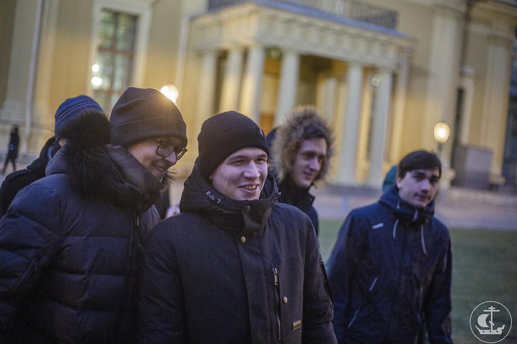 27 января 2020, 76-летие снятия блокады Ленинграда / 27 january 2020, 76 anniversary of breaking the siege of Leningrad