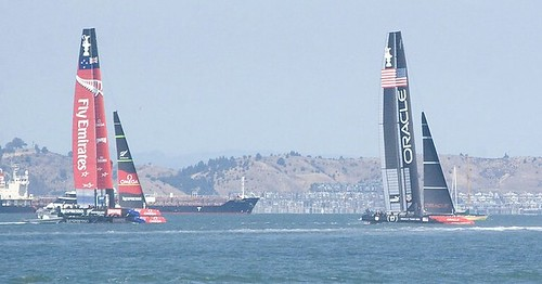 2013 #americascup #ac72 #yachting #sailing