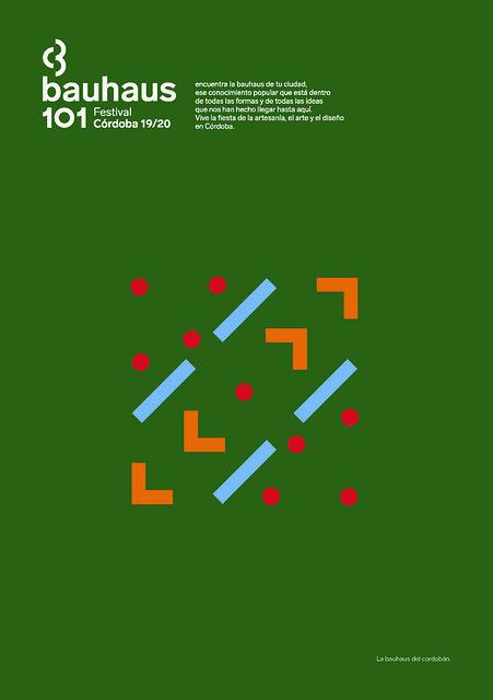 Taller de Identidad/ Bauhaus 101