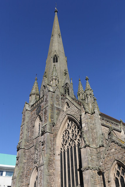 St Martins church Birmingham