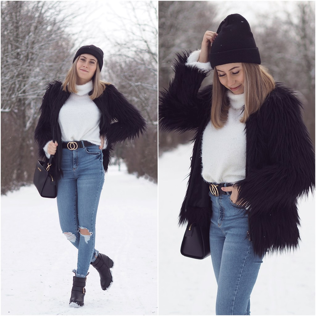 winter outfit idea