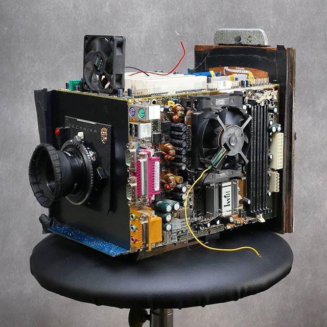 Alireza Rostami: Máquina Frankenstein
