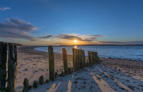 seascape beach sea solent isleofwight wave cloud lepe hampshire