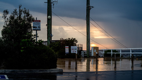 pentax k1 zenitarm50mmf17 зенитарм wet rain thunderstorm sunset dusk pavement reflections dailyinjanuary2020