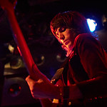 Wed, 22/01/2020 - 7:10pm - Temples Live at Rockwood Music Hall, 1.22.20 Photographer: Gus Philippas