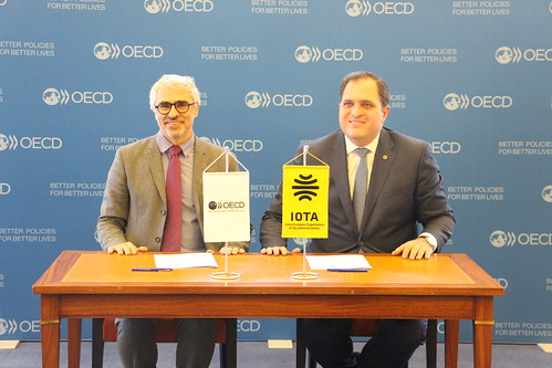 OECD and IOTA join forces in promoting stronger tax systems