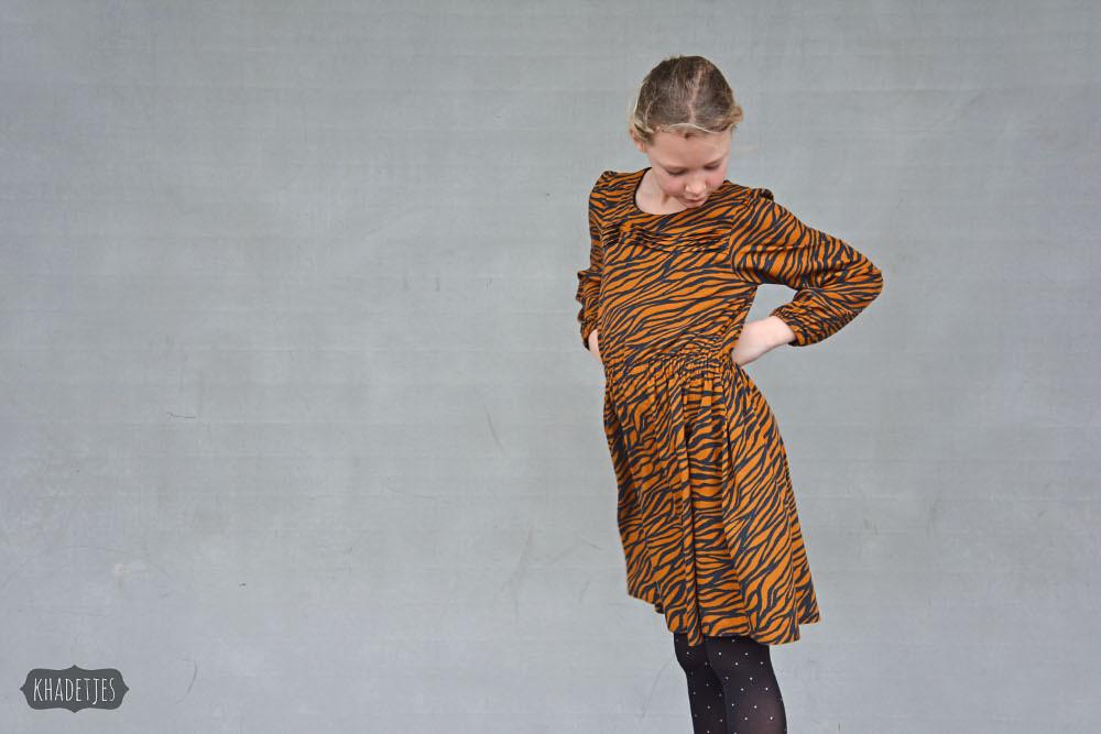 699-08 Monk jurk Khadetjes